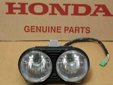 SDR Yellow Headlight Plastic Cover Light ATV HONDA Sportrax TRX400EX 1999-2004