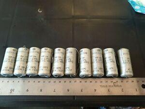 NOS ERIE/HUNTS 0.5uF 0.5MFD 1000v DC TCC/DUBILIER SEALED PAPER TYPE Capacitor