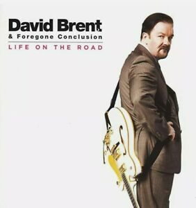 David Brent & Foregone Conclusion – Life On The Road - CD