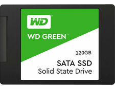 "Western Digital WD Green 120GB 2.5"" SATA SSD Hard Disk Drive"