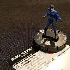 BLACK WIDOW - 003 - Common Figure Heroclix Avengers Infinity Set