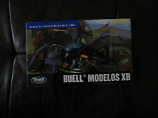 Manual do proprietario Buell Modelos XB 2009