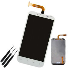 Complete LCD Screen Touchscreen Digitizer Lens for HTC Sensation XL G21 - WHITE