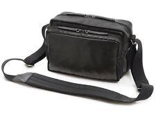 ARTISAN & ARTIST Leather camera bag GCAM-1100 Color Black from Japan