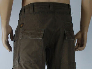 G-STAR RAW model MARKER SNIPER STRAIGHT pantalon homme taille jeans W 28 L 34-38