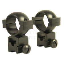 Dovetail Base 1 Inch Ring Diameter Tall/High Rifle Scope Ring