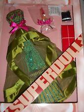 "NRFB SYBARITE SUPERDOLL 16"" doll fashion Bitter Pill"