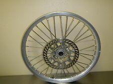 1993 yamaha yz125 Front Wheel Rim Hub yz 125 ahrma 93