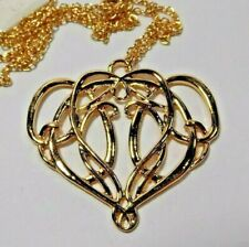 Lord of The Rings Jewelry; Lothlorien Elven Elrond Pendant Necklace USA sale