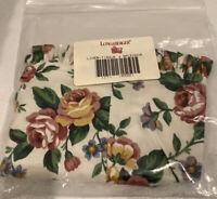 Longaberger Tall Tissue Basket Liner -  265221 - 3 Splendor fabric! New!