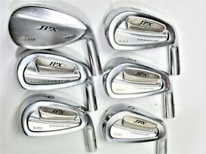 NICE Mizuno JPX E301 6PC Head Only IRONS SET GOLF PARTS Japan Limited INV yk 5FR