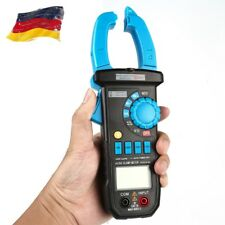 4000 AC DC Strommesszange Amperemeter Multimeter Messgerät Kfz Werkzeug BGS