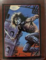 1996 The Crow Trading Card - Legend of the Crow Card 4 of 10 Val Mayerik