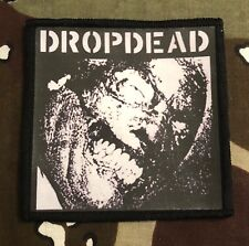 Dropdead Printed Patch D036P Crossed Out Converge Disrupt