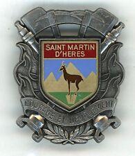 Sapeurs Pompiers SAINT MARTIN D'HERES