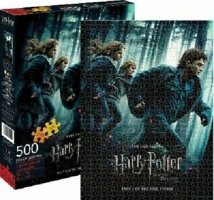 Harry Potter and the Deathly Hallows Part1 500piece Jigsaw Puzzle