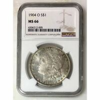 1904 O Morgan Dollar NGC MS66 ***Rev Tye's Coin Stache*** #2005269R