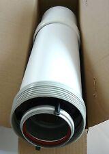 UBBINK 227541 Conduit extension pipe ALU/PVC D 80/125 L= 500 mm