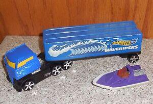 Hotwheels Waveriders Camion Mattel
