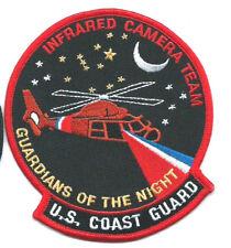 United States Coast Guard (Uscg) patch Infrared camera team 4-1/2X4 in dia