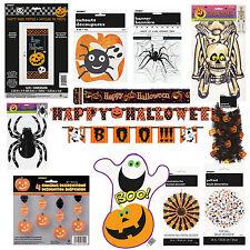 Decoraciones De Halloween-Globos/Banners/Colgar DEC/guirnaldas (Fiesta/Decorar)