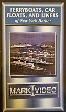 Mark I Video - FERRYBOATS, CARFLOATS, AND LINERS of New York Harbor - DVD