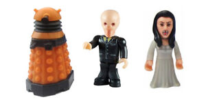 Doctor Who Dalek The Silence Vampire Girl Character Building Micro Mini Figure