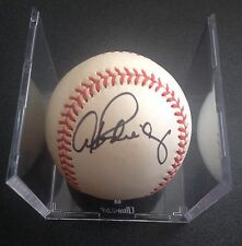 Alex Rodriguez Signed Official American League Baseball Seattle Mariners