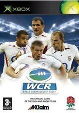 Microsoft Xbox Spiel - World Championship Rugby mit OVP