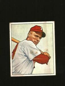 1950 Bowman Baseball Card #84 Richie Ashburn ⚾️ Good