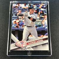 AARON JUDGE 2017 TOPPS UPDATE #US99 ROOKIE CARD RC NEW YORK YANKEES MLB