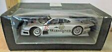 Maisto Mercedes Benz Collection CLK GTR 1997 1:18 Team Warsteiner Boxed