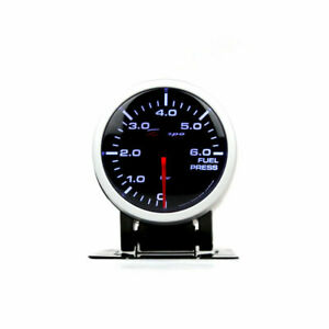 DEPO RACING 60MM FUEL PRESSURE GAUGE NEXT DAY DELIVERY