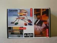 Lampada da tavolo E.LIGHT ARTEMIDE 6 W arancione - NUOVA, ancora sigillata