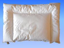 ARO Artländer Baby-Flachkissen 40 x 60 cm, 90 % Daunen