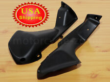 Unpainted Ram Air Covers Fairing Parts For HONDA CBR600 F4i 2001-2006 Motorcycle