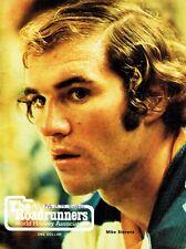 1975 Phoenix Roadrunners Home vs Quebec Nordiques WHA World Hockey Assn Program