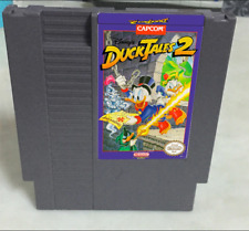 🎇 Duck Tales 2 🎇 Nintendo NES 🎇 72 pins 8 bit USA NTSC / PAL Cartridge