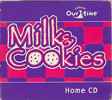 Milk and Cookies (2-CD Digipak, 2000) Kindermusik Our Time; 56 toddler tunes