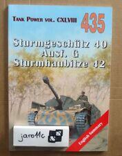 Sturmgeschutz 40 Ausf.G Sturmhaubitze 42 - Militaria Publishing