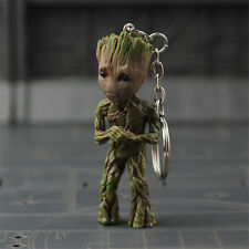 Guardians of the Galaxy Vol.2 Baby Groot Sad Upset KeyChain PVC Figur Figure #B