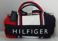 NEW Tommy Hilfiger Kids Mini Gym Duffle Bag Flag