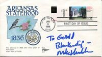 Mike Huckabee Governor of Arkansas Signed Autograph FDC