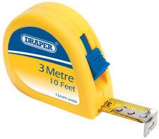 Genuine DRAPER hágalo usted mismo serie 3M/10ft métricas/Imperial Cinta Métrica   28577