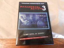 Paranormal Activity 3 (DVD, 2012, Includes Digital Copy UltraViolet)