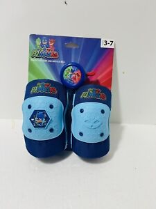 PJ Masks Protective Gear Bicycle Bell Brand New Blue Ring Pads Knees Elbow