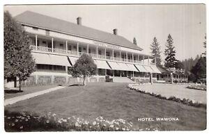 Hotel Wawona, RPPC