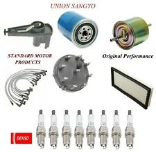 Tune Up Kit Filters Wire Plugs For FORD E-150 ECONOLINE CLUB WAGON V8 5.0L 1992