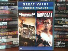 Maximum Overdrive/Raw Deal (DVD, 2010)