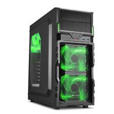 GAMER PC AMD FX-8350 8x 4,2GHz, 16GB DDR3, 2TB HDD, GTX1050 TI Gaming Computer